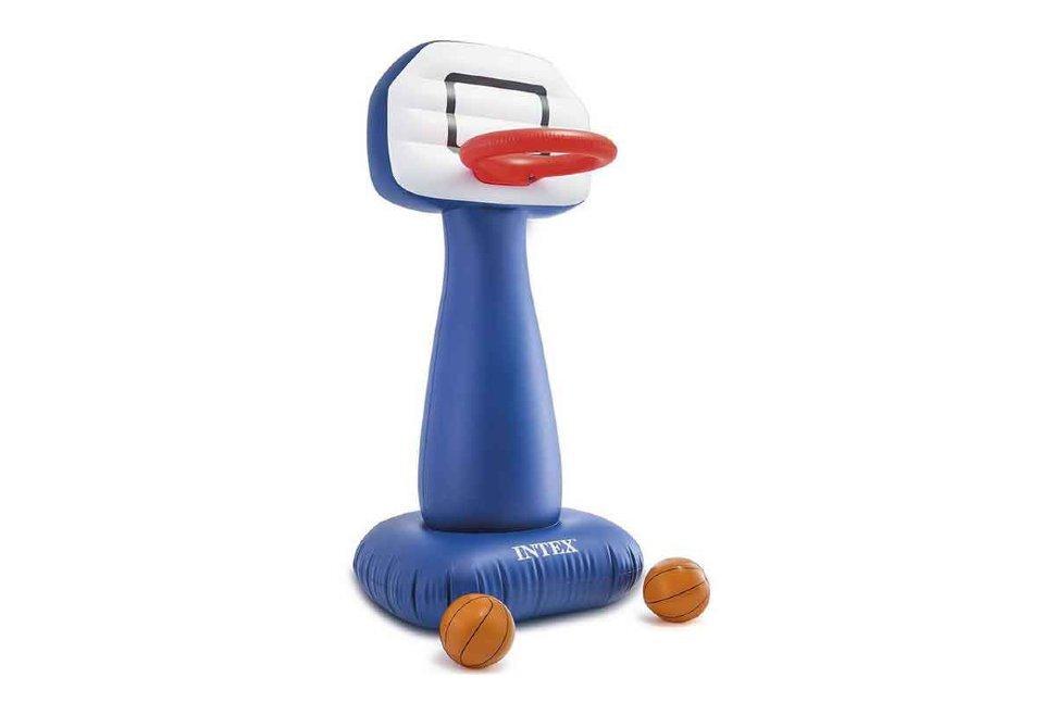 """Надувной центр """"Баскетбол"""" Shootin Hoops Set INTEX 57502"""