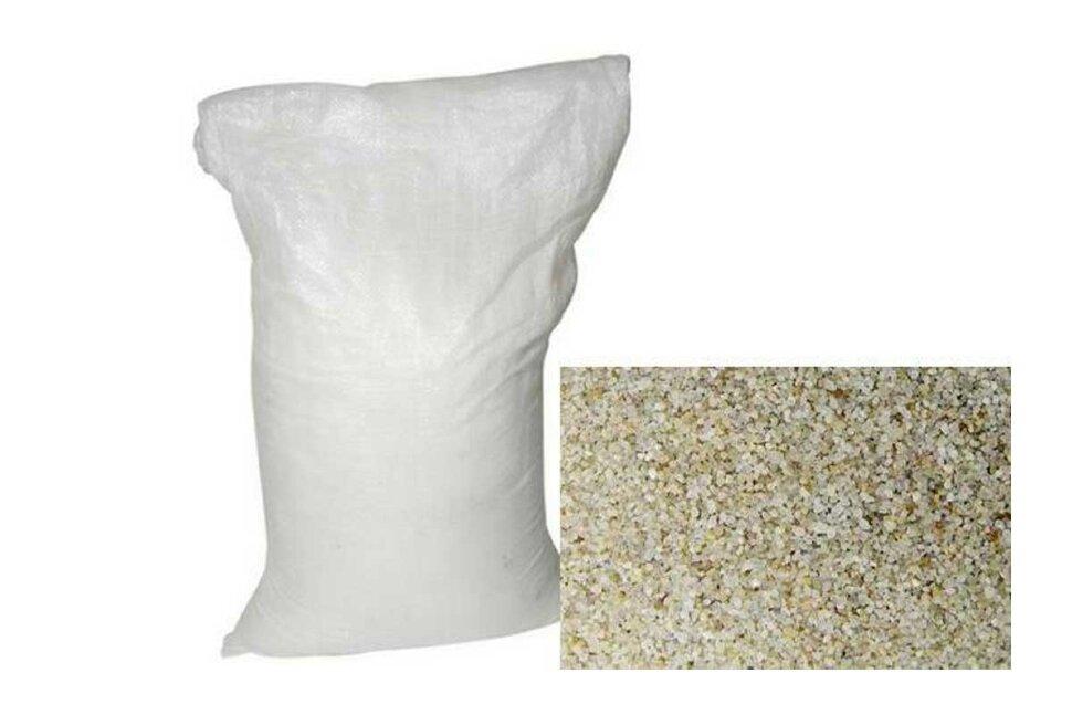 Песок кварцевый для песочных фильтров 25 кг. в Оренбурге