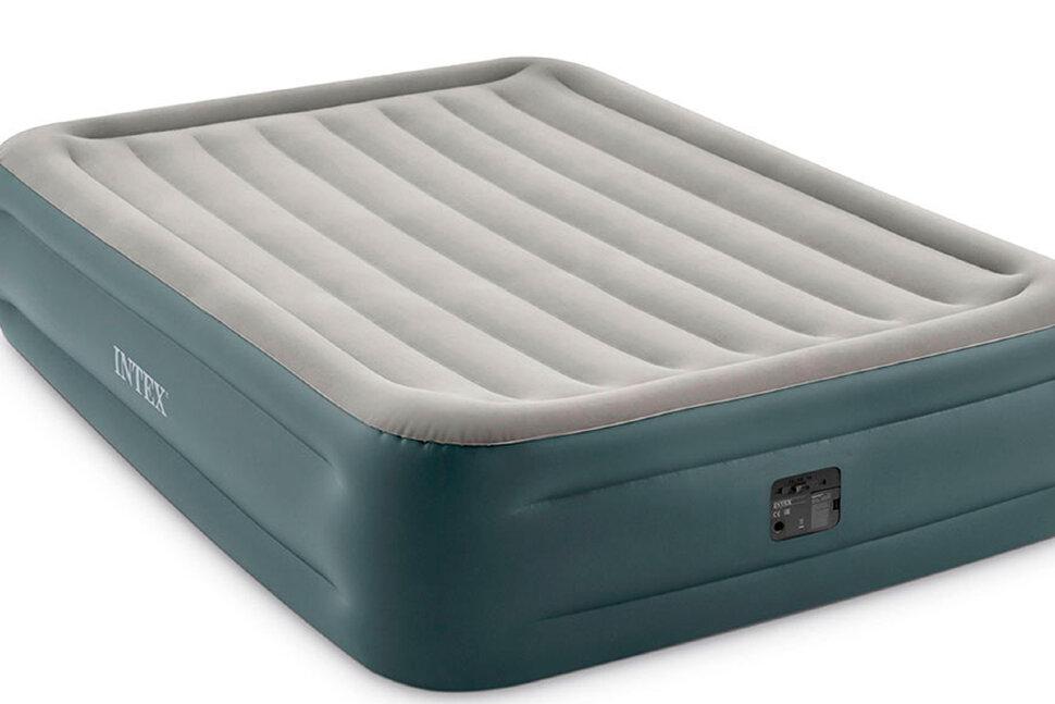 Двуспальный надувной матрас-кровать INTEX 64126 В Красноярске