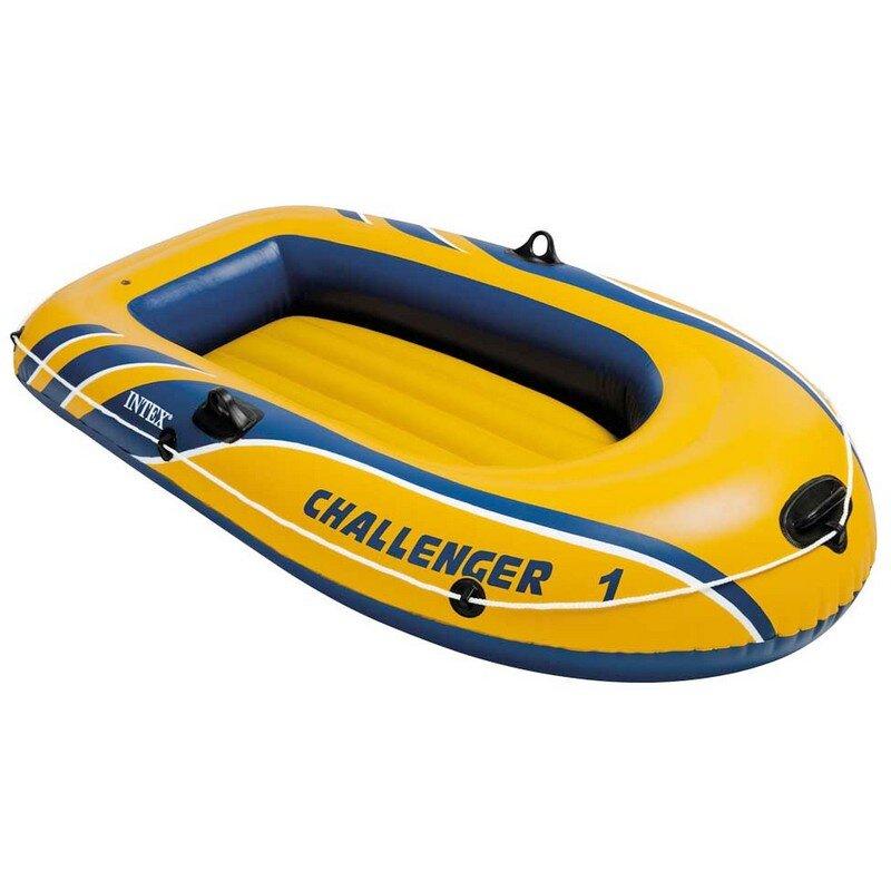 Лодка надувная одноместная INTEX Challenger-1 68365 в Тюмени
