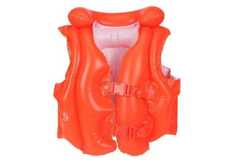 Надувной жилет детский INTEX 58671 в Уфе