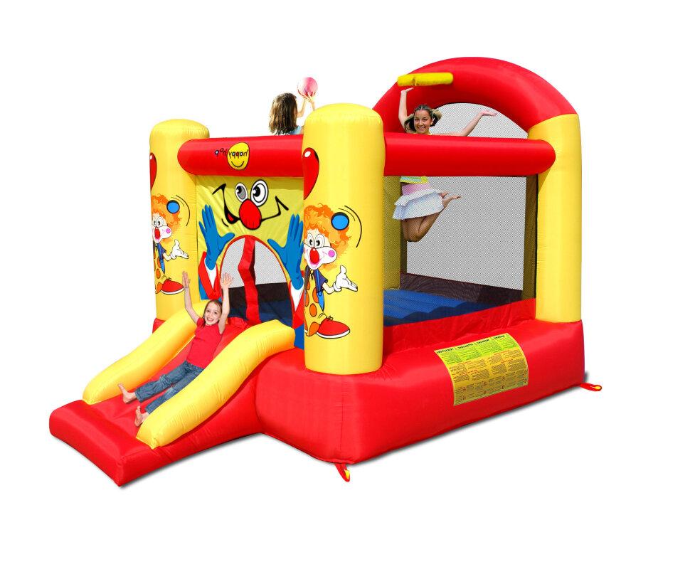"""Детский надувной батут """"Веселый клоун"""" HAPPY HOP 9304Y в Оренбурге"""