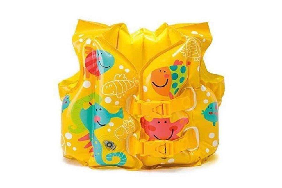 Надувной жилет для плавания детский INTEX 59661 в Кемерово
