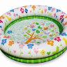 Детский надувной бассейн с цветочками INTEX 57427 в Уфе