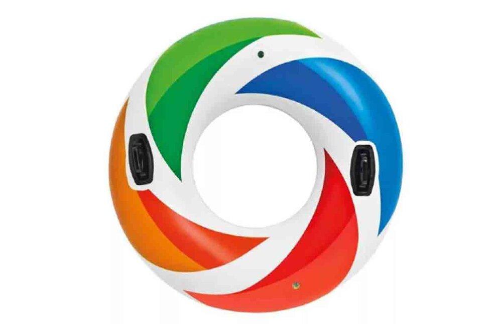 Надувной круг для плавания INTEX 58202