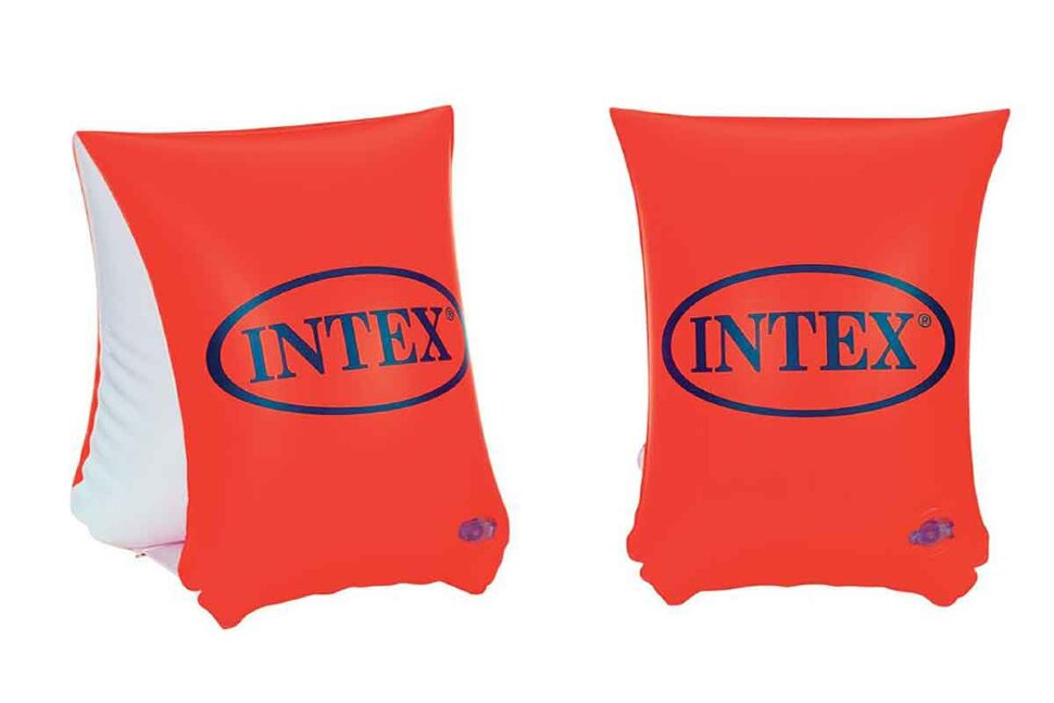 Нарукавники для плавания детские INTEX 58641 в Перми