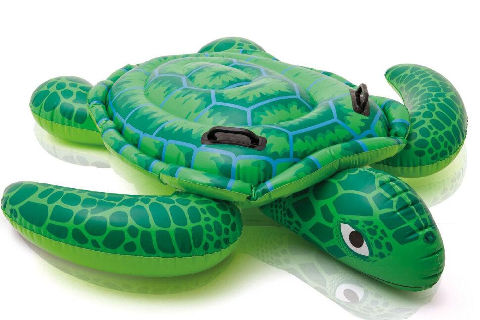 """Надувная игрушка """"Черепаха"""" INTEX 57524 в Барнауле"""