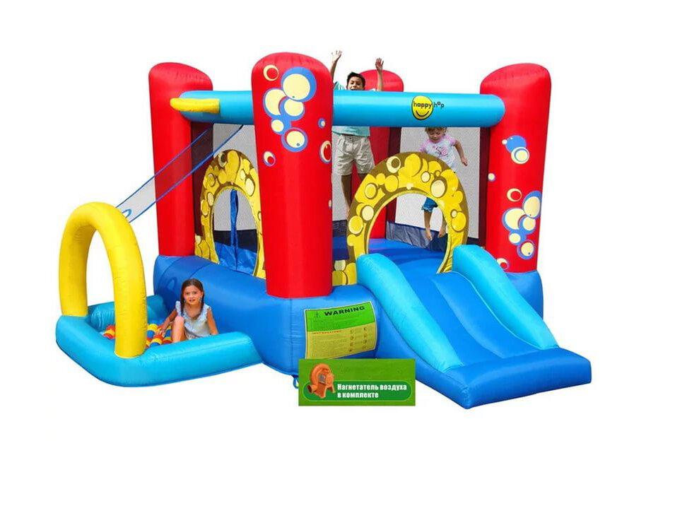 Детский игровой центр 4 в 1 HAPPY HOP 9214 в Клину
