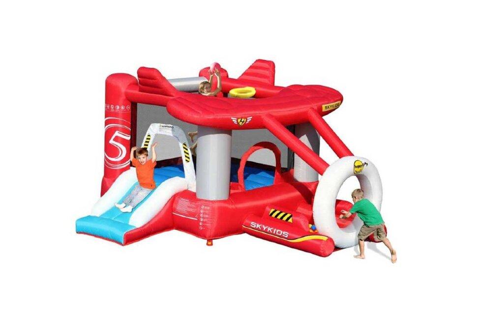 """Детский надувной центр """"Самолетик"""" HAPPY HOP 9237 в Клину"""