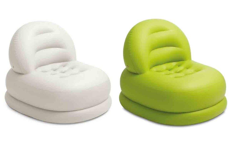 """Надувное кресло """"Mode Chair"""" INTEX 68592 в Тюмени"""