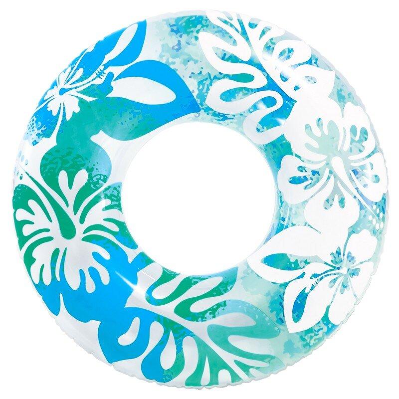 Голубой круг для плавания INTEX 59251 в Тольятти