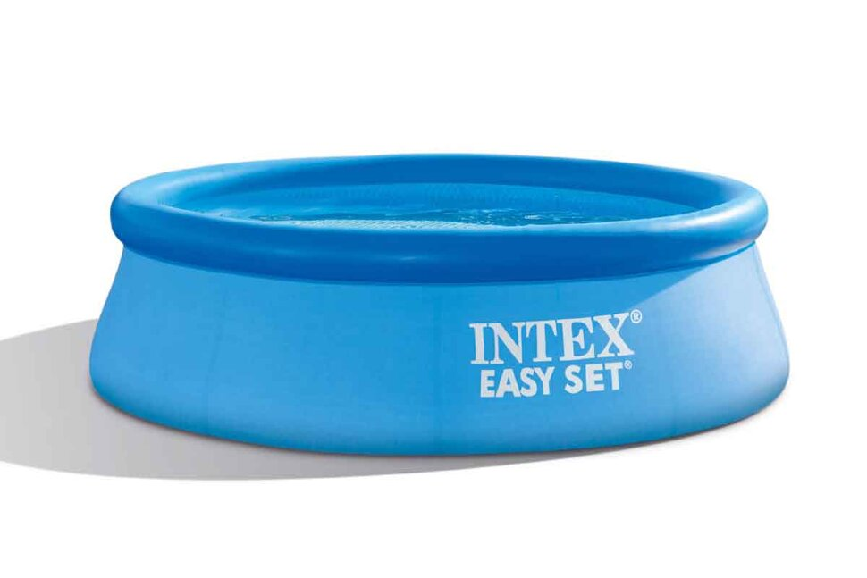 Надувной бассейн INTEX Easy Set 28110/12128 в Тюмени