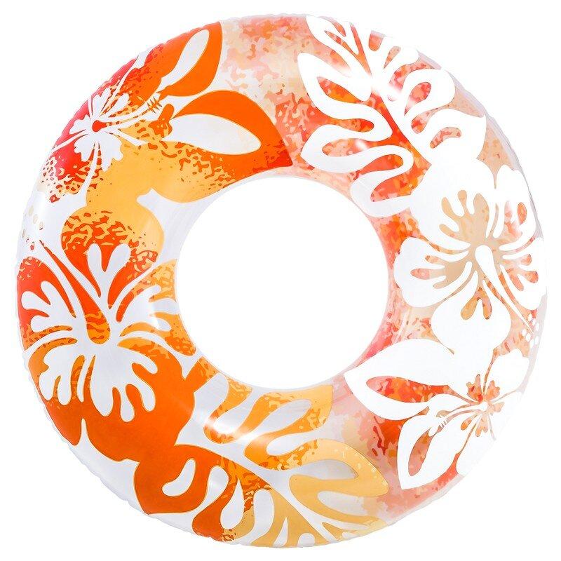 Оранжевый круг для плавания INTEX 59251 в Москве