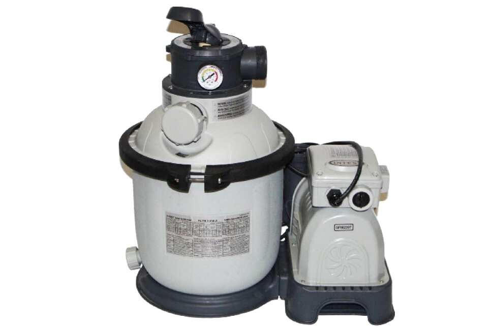 Песочный насос фильтр и хлоргенератор INTEX 28682 в Оренбурге
