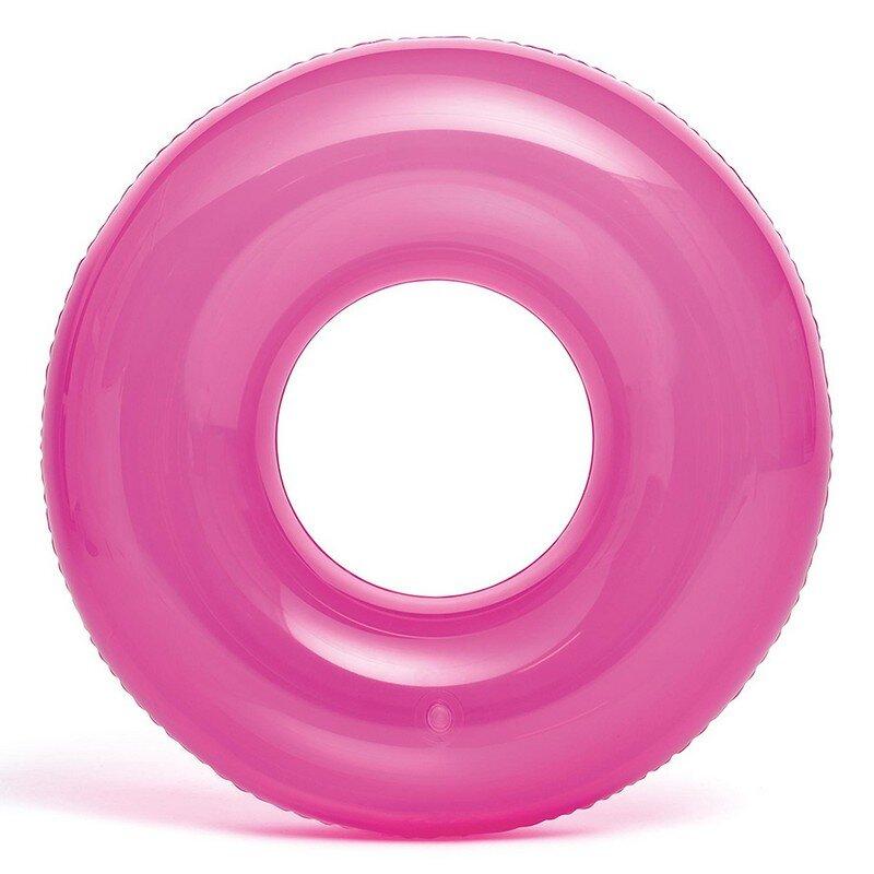 Круг для бассейна INTEX 59260 (Pink) В Красноярске