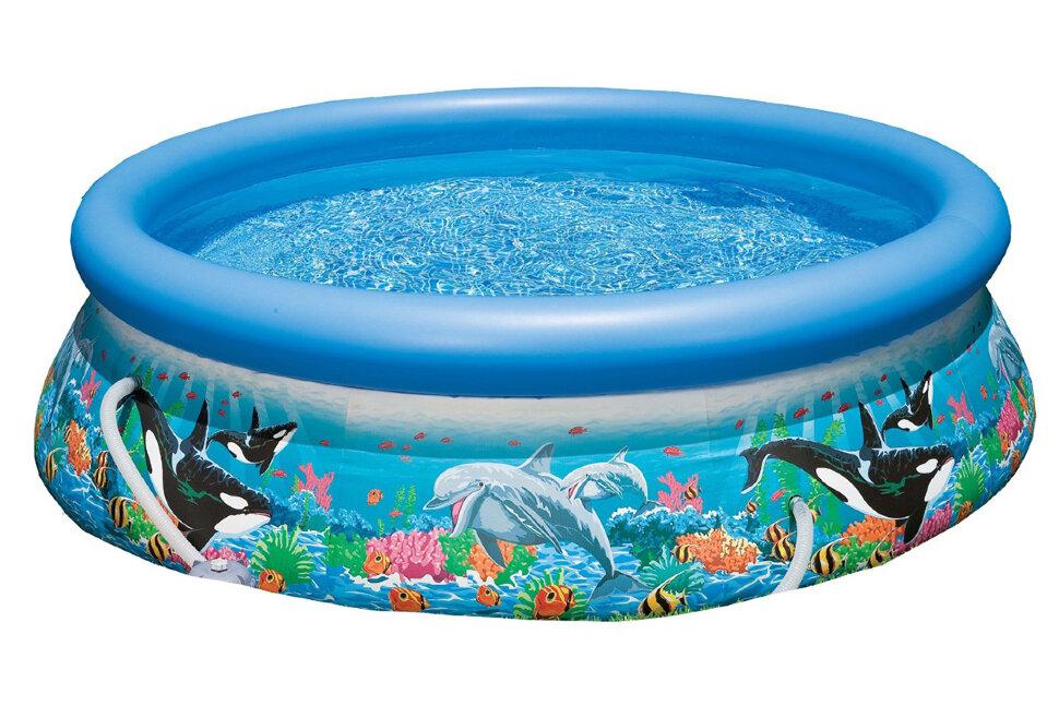 Надувной бассейн INTEX Easy Set 28134 в Новосибирске