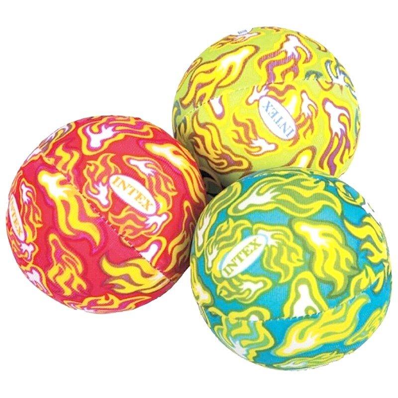Мячики для игры в бассейне INTEX 55505 в Тюмени