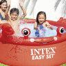 Детский надувной бассейн INTEX 26100 Краб в Уфе