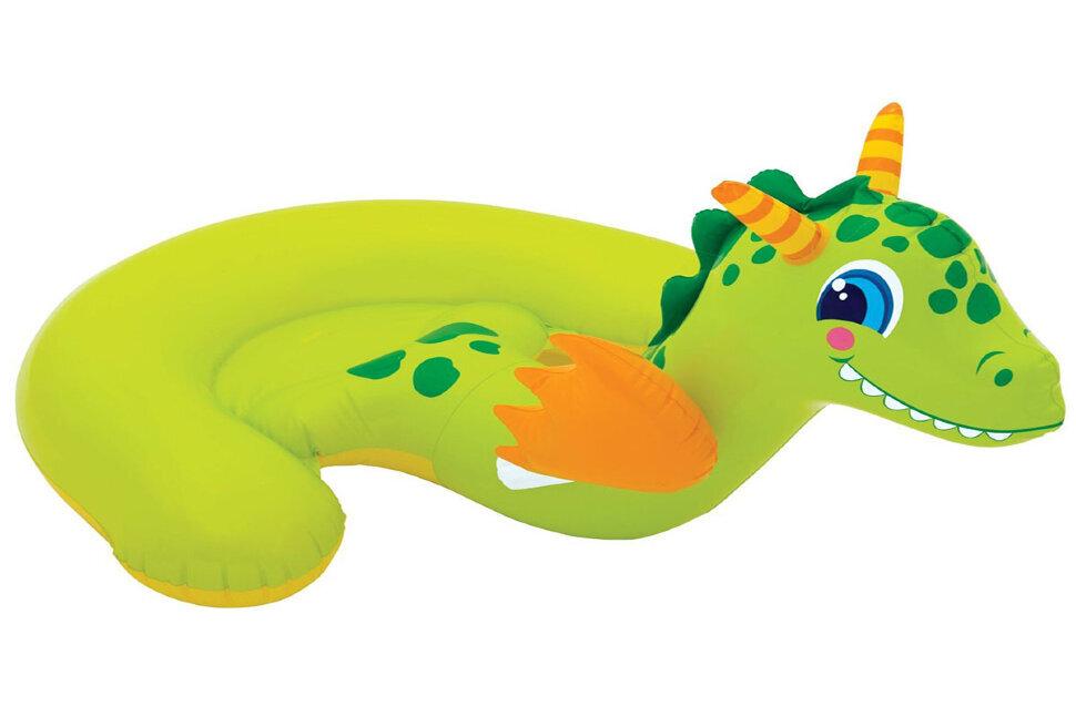 """Надувная игрушка """"Дракон"""" INTEX 56562(поврежденная упаковка) в Смоленске"""