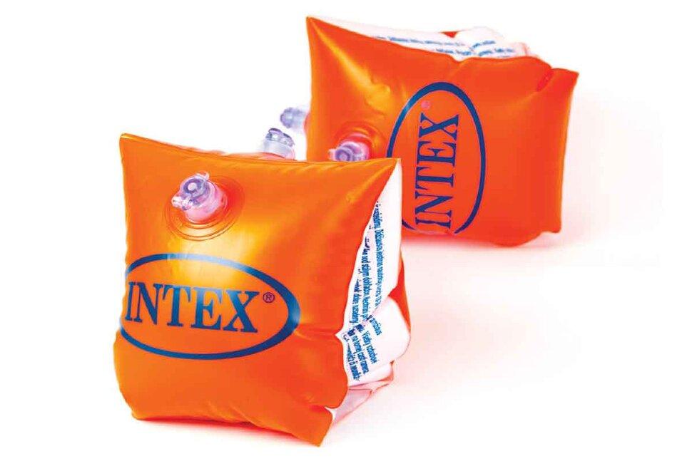 Надувные нарукавники для плавания INTEX 58642 в Кемерово