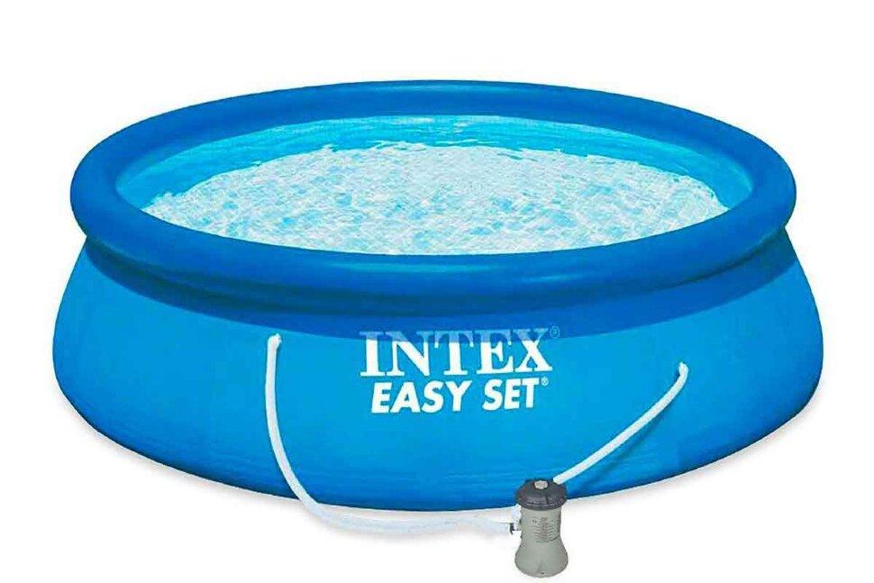 Надувной бассейн INTEX Easy Set 28160 в Тюмени