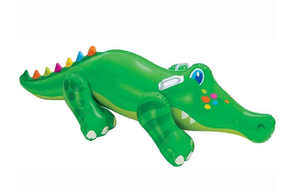 """Надувная игрушка """"Крокодил"""" INTEX 56520 в Нижнем Новгороде"""