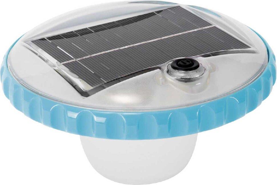 Плавающая подсветка на солнечной батарее INTEX 28695 в Перми