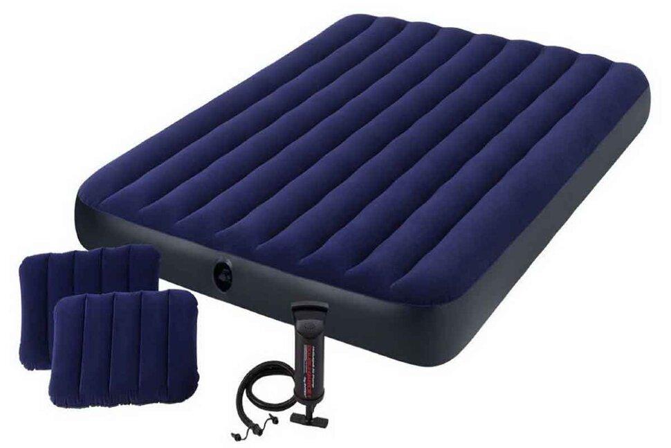 Надувной матрас двуспальный INTEX 64765 в Калуге